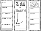 Indiana - State Research Project - Interactive Notebook -