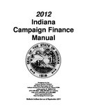 Indiana Campaign Finance Manual