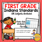 Indiana Standards for First Grade