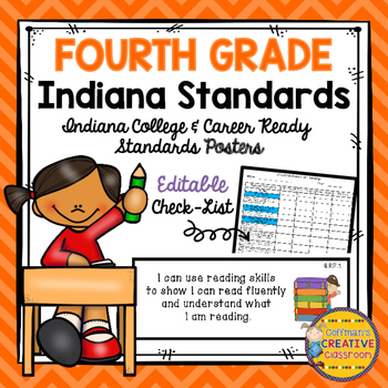 Indiana Standards Fourth Grade