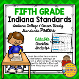 Indiana Standards for 5th Grade