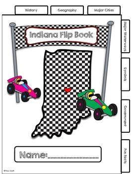Indiana Flip Book