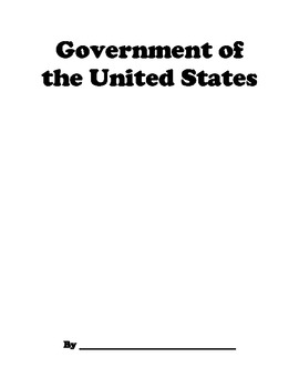 Indiana Government Book