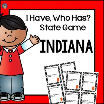 Indiana I Have, Who Has Game