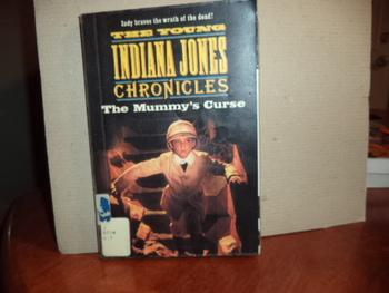 Indiana Jones Chronicles: The Mummy's Curse ISBN 0-679-82774-9