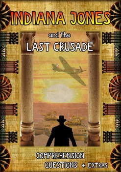 Indiana Jones and the Last Crusade Movie Guide + Activities