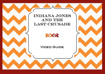 Indiana Jones and the Last Crusade:  Video Guide