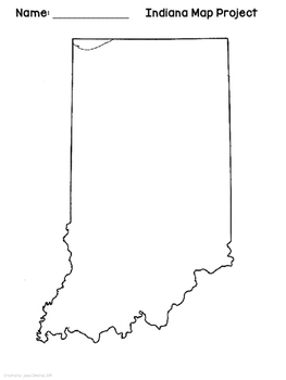 Indiana Map Project