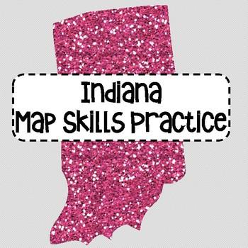 Indiana Map Skills Practice