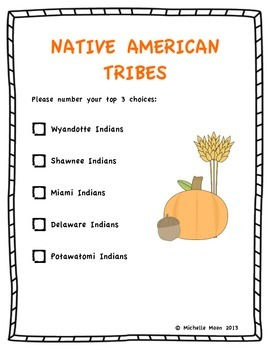 Indiana Native American Research Project