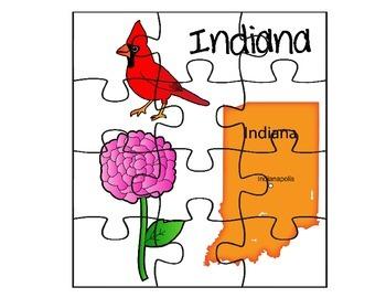 Indiana Puzzle Set