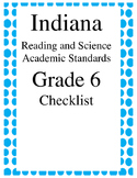 Indiana Reading (2014) and Science (2016) Academic Standar
