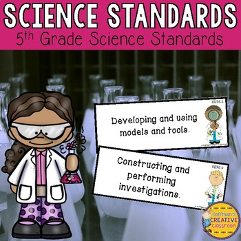 Indiana Science Standards for 5th Grade