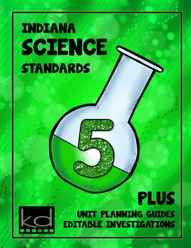 Indiana Science Standards for Fifth Grade