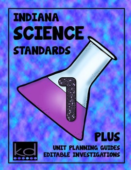 Indiana Science Standards for First Grade