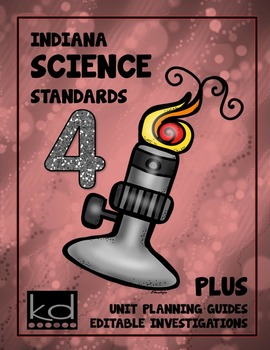Indiana Science Standards for Fourth Grade
