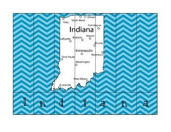 Indiana Spelling Puzzle