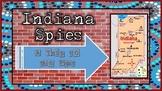 Indiana Spies: A WebQuest