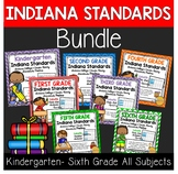 Indiana Standards Grades K-6 All Subjects