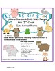 Indiana Academic Standards Mid 2nd Grade Daily Math Review