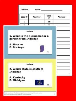 Indiana Hello USA