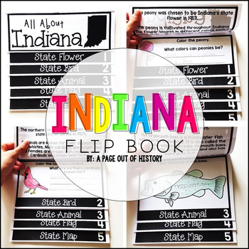 Indiana State Flipbook