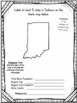 Indiana State Research Report Project Template + bonus tim