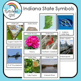 Indiana State Symbols Cards