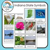 Indiana State Symbols Cards