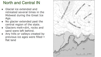 Indiana Studies: Geography of Indiana ppt