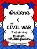 Indiana and the Civil War Close Reading Passages