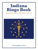 """Indiana Bingo Book: A Complete Bingo Game in a """"Book"""""""