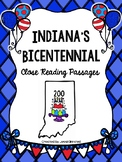 Indiana's Bicentennial Close Reading Passages