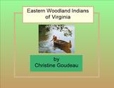 Virginia Studies SMARTboard Lesson - VA Indians - Whole Un