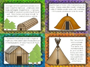 Indians Teaching Resource BUNDLE