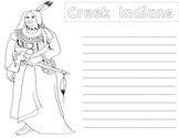 Indians-Tomochichi Oglethorpe Musgrove Sequoyah