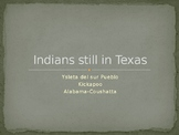 Indians that still live in Texas