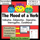 Verb Moods- Lesson PLUS