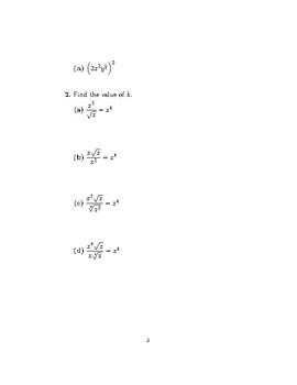 Indices 6