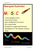 Indigenous Aboriginal Music activities