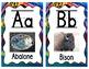 Indigenous Alphabet Wall Cards (Canada) Manuscript