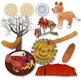 Indigenous Australian Clip Art Pack 2 Commercial Use