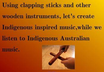 Indigenous Australian Music Overview Lesson