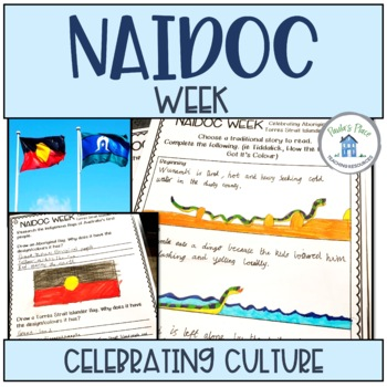 Indigenous Australian NAIDOC WEEK Year 3/6