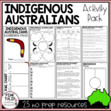 Indigenous Australians - Teaching Activity Pack