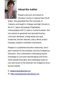 Indigenous Education and the Australian Curriculum