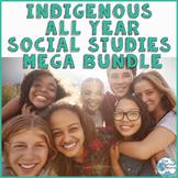 Indigenous ALL YEAR Social Studies History & Culture Mega Bundle