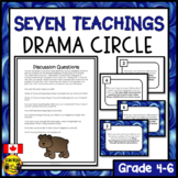 Indigenous People of Canada Drama Circle Seven Teachings