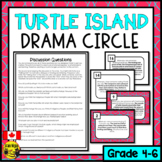 Indigenous People of Canada- Drama Circle Turtle Island