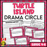 Indigenous People of Canada Drama Circle Turtle Island